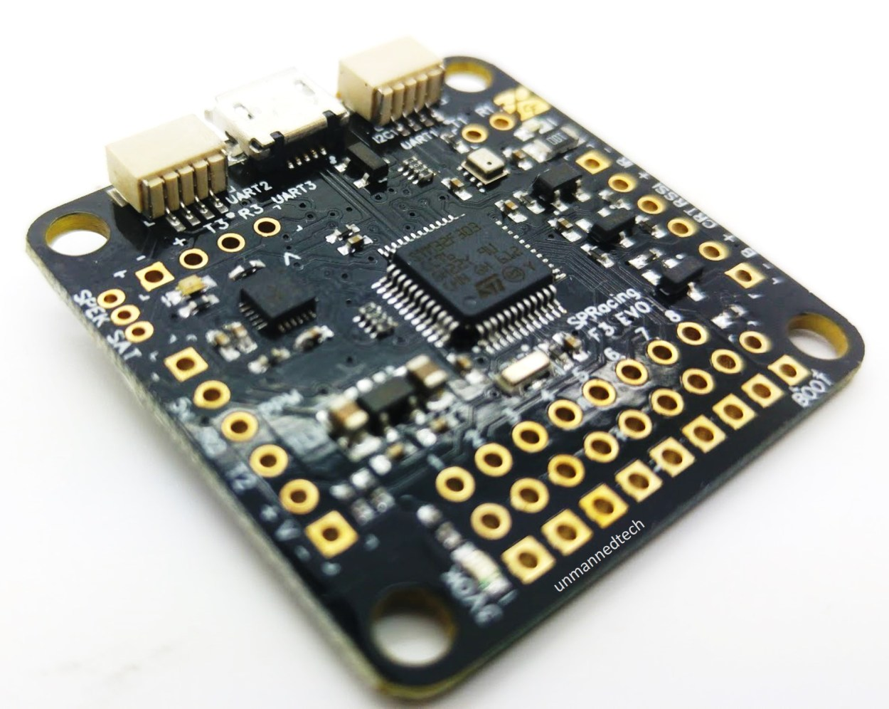 SP Racing F3 Evo Flight Controller Guide – DroneTrest Blog on