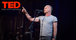 Sting at TED Talks