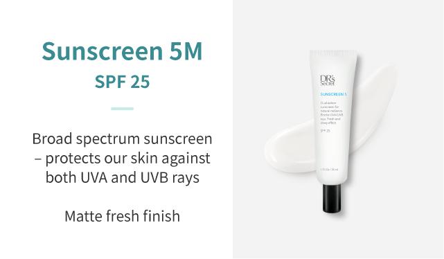 Sunscreen 5M SPF25