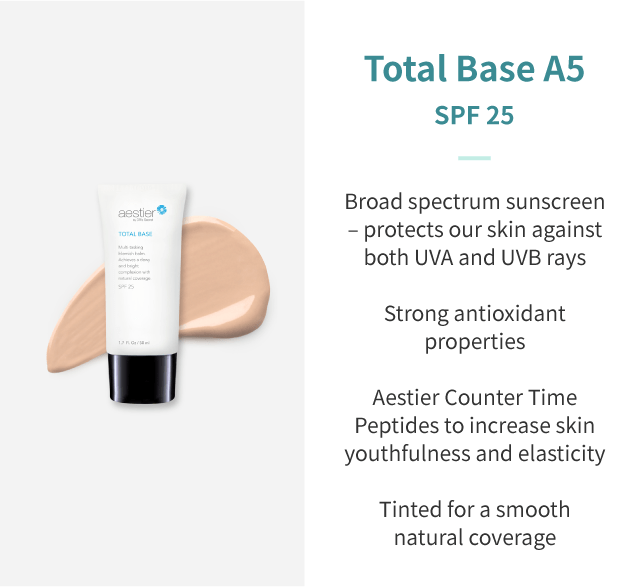 Total base A5 SPF25