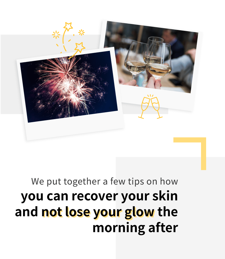 Hangover skin care tips to recover your skin