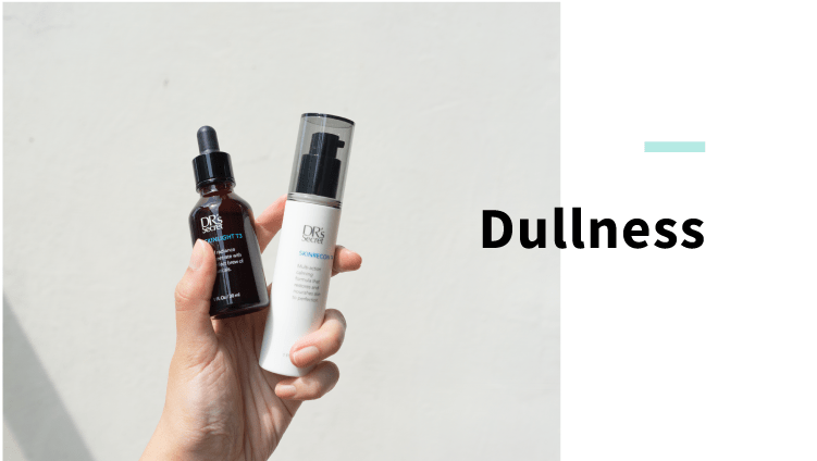 Skin dullness remedy