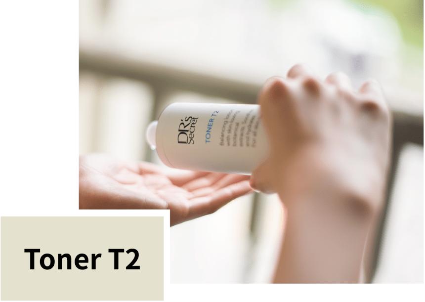 DR's Secret Product Toner T2