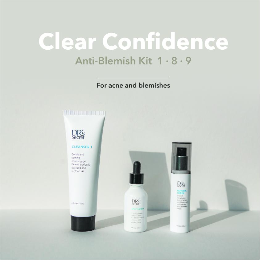 Clear Confidence Starter Kit