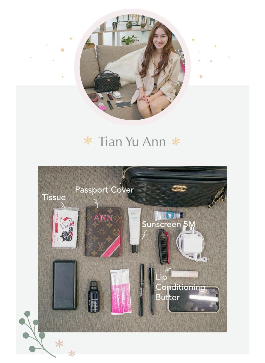 Ann's bag
