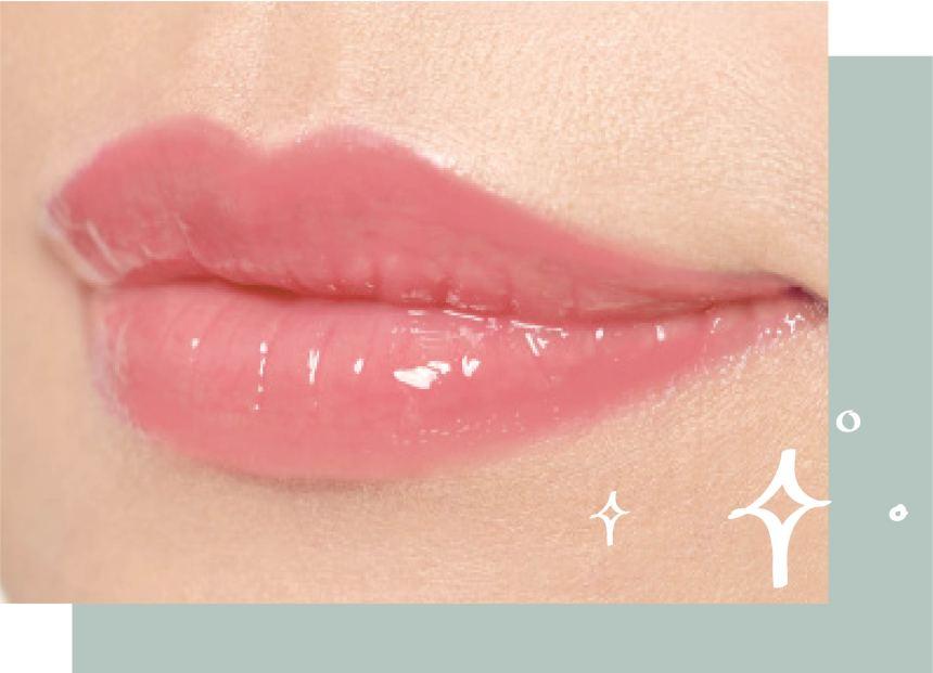 唇部養護和滋潤