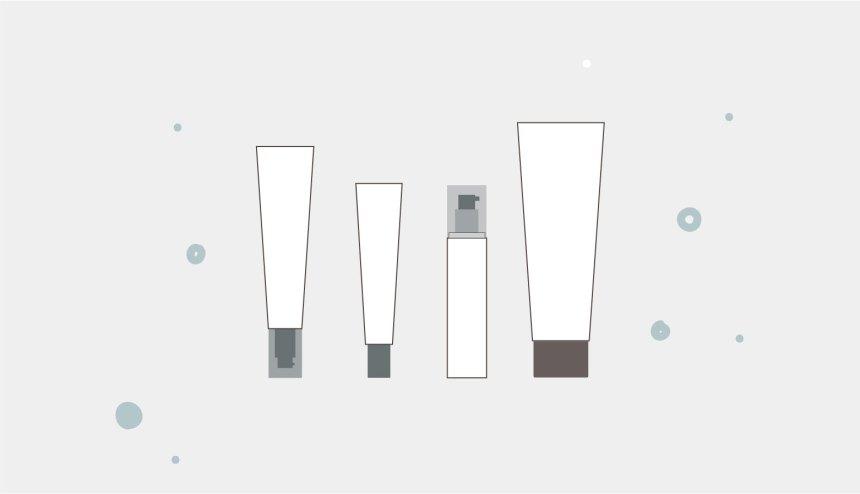 DR's Secret products graphic