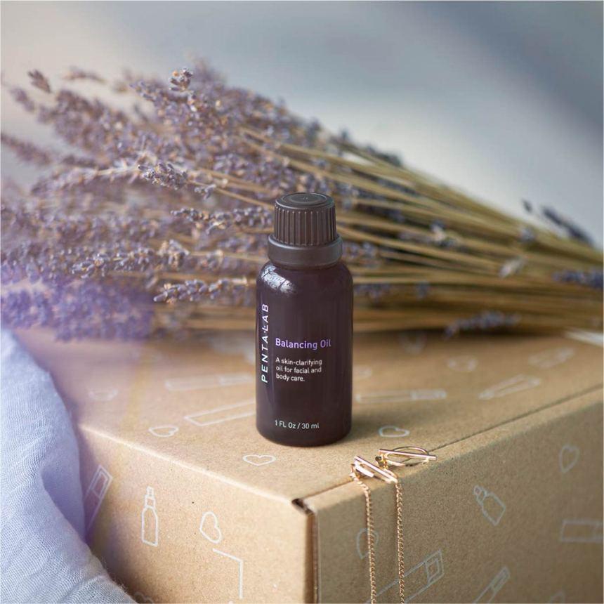 Skin-clarifying oil