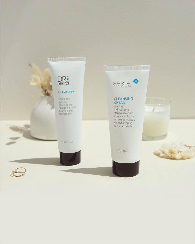 卸妝乳霜 A1+潔膚霜 1