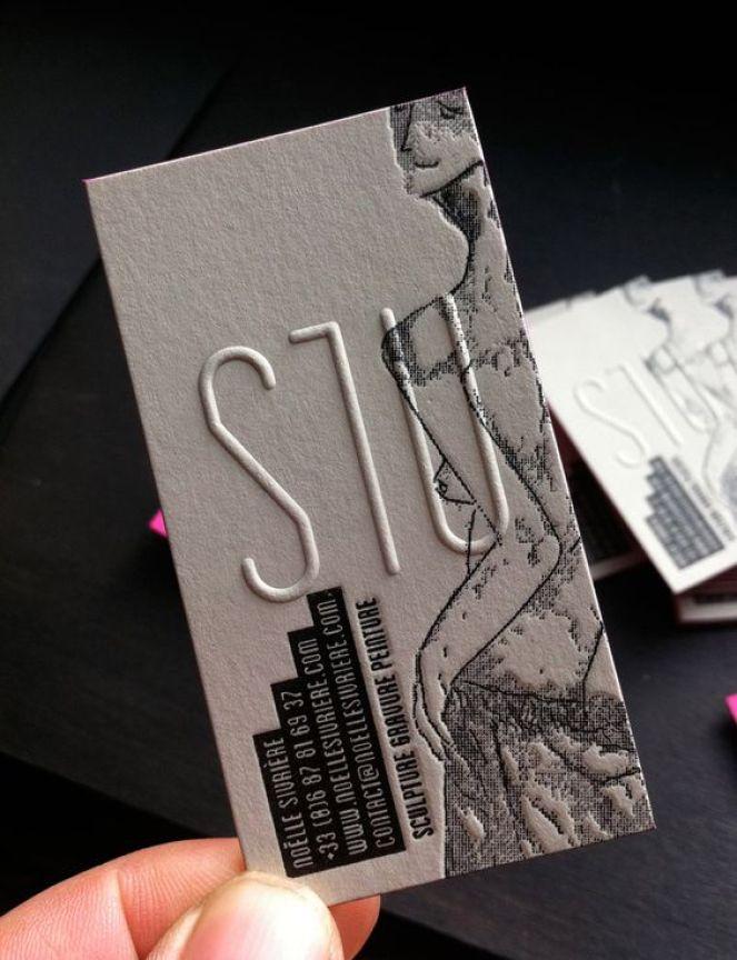 Blinddruk techniek drukwerk drukwerkmax 3