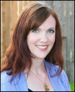 This is Jennifer Fulwiler, another atheist turned Christian.  (click for credit)