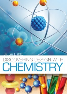 The cover of my new chemistry course.