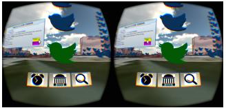 Realidade Virtual para Visualização de Big Data