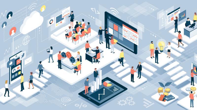 3 Conceitos Definem o Futuro do Trabalho - Dados, Descentralizacao e Automacao