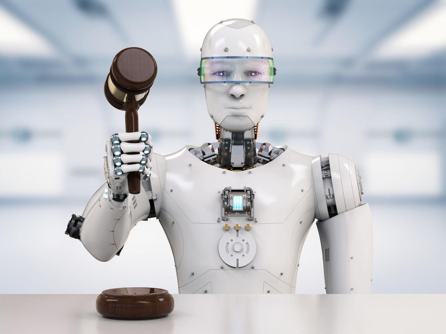 A Inteligencia Artificial Pode Ser Mais Eficiente Que os Humanos no Sistema Judiciario