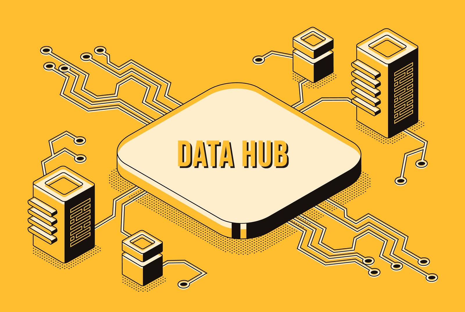 Como Diferenciar Data Hub, Data Lake e Data Warehouse
