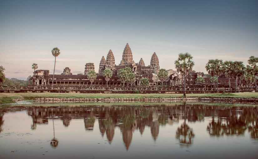 Angkor Wat, Cambodia – The Temples from Tomb Raider