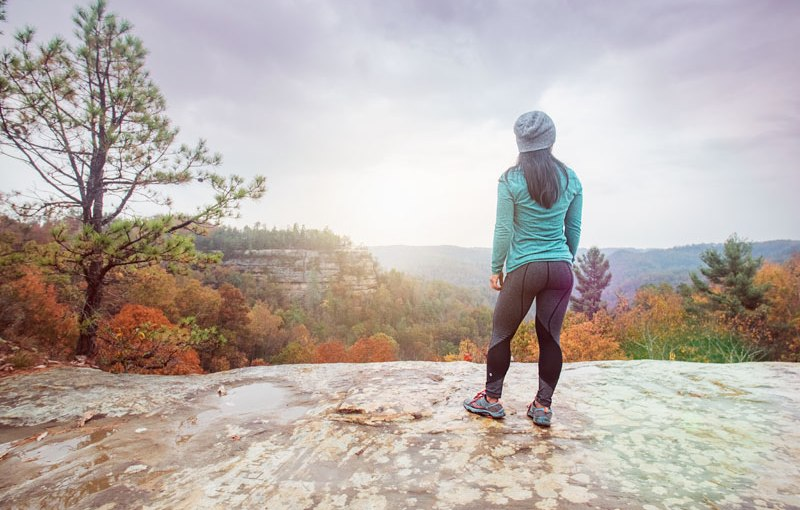Fall Trip to Red River Gorge