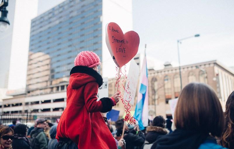 Women's March in Denver