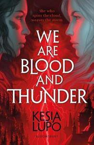We Are Blood and Thunder jacket image