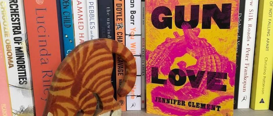 Gun Love, by Jennifer Clement detail