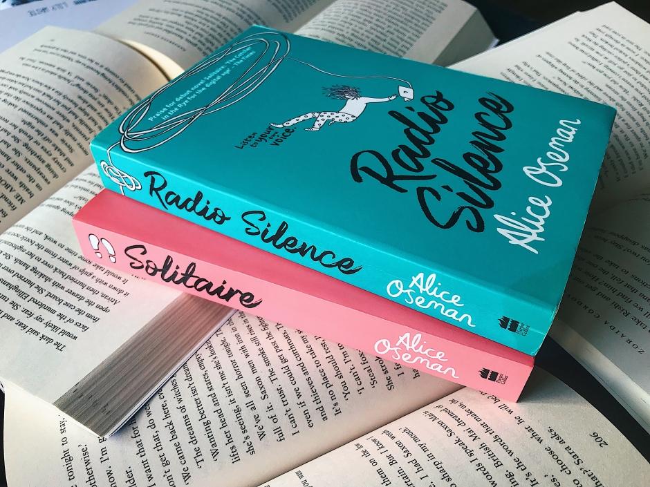 alice oseman books
