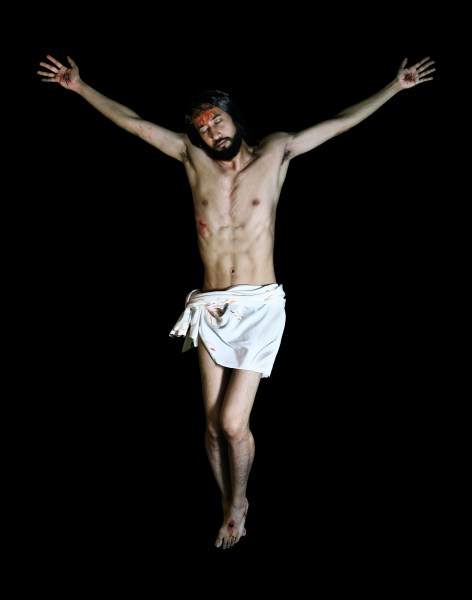 INRI (King of the Jews) (2016) by Eugene Soh