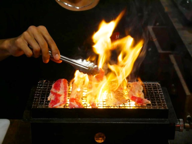 Sasaya Japanese BBQ dok. DuniaMasak.com