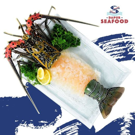 Dapur Seafood via Instagram @Dapurseafood