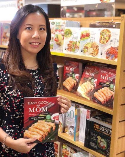 Easy Cook For Mom via IG Yunita Anwar @yunitaanwar