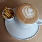 Cappuccino IDR 35k via pergikuliner.com