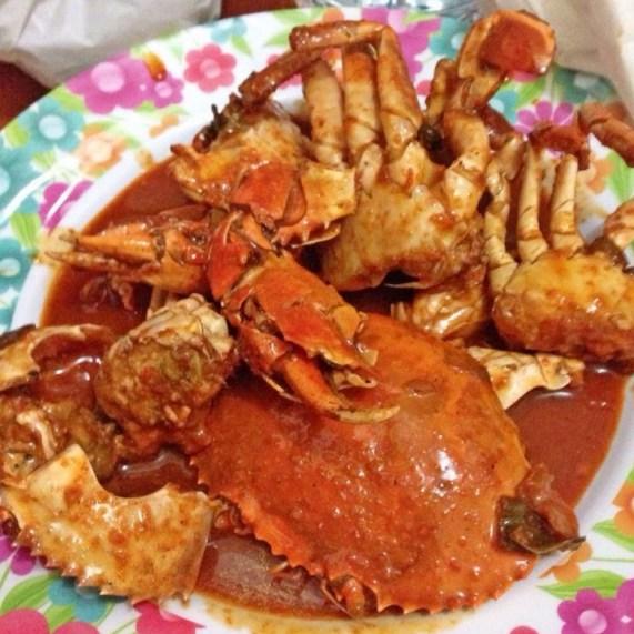 Menu 68 Seafood Santa Senopati Via www.qraved.com