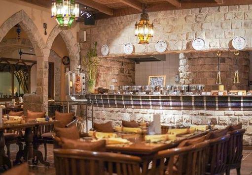 Al Nafoura Restaurant via IG/alnafourarestaurant ala tim duniamasak.com