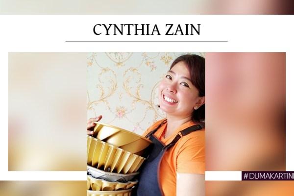 Cynthia Zain sebagai dumakartini 2019