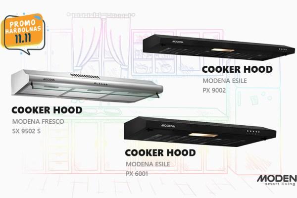 Cooker Hood Pilihan Untuk Rumahmu Hanya di DuniaMasak.com