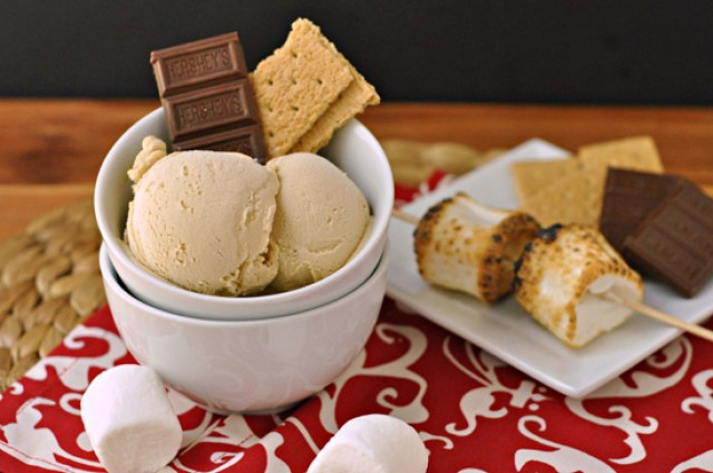 Ice Cream Marshmallow via www.thewaytohisheartblog.com