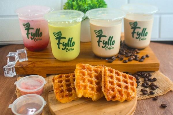 FYLLO COFFEE review resto food blogger dok. duniamasak.com