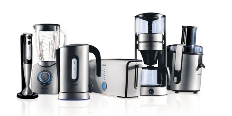 Peralatan Dapur Modern via lifestyle.okezone.com - Dunia Masak