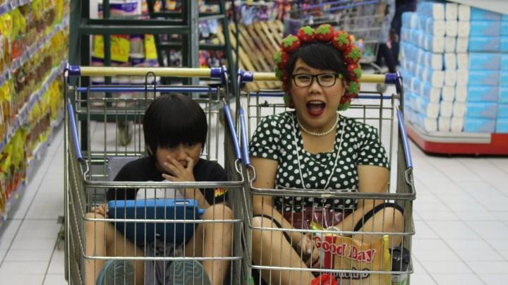 Pribadi Ceria Mommy Wong Deso dok. pribadi
