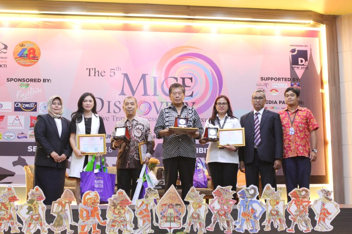 Speakers MICE Discovery 2018 via dok. panitia MICE Discovery