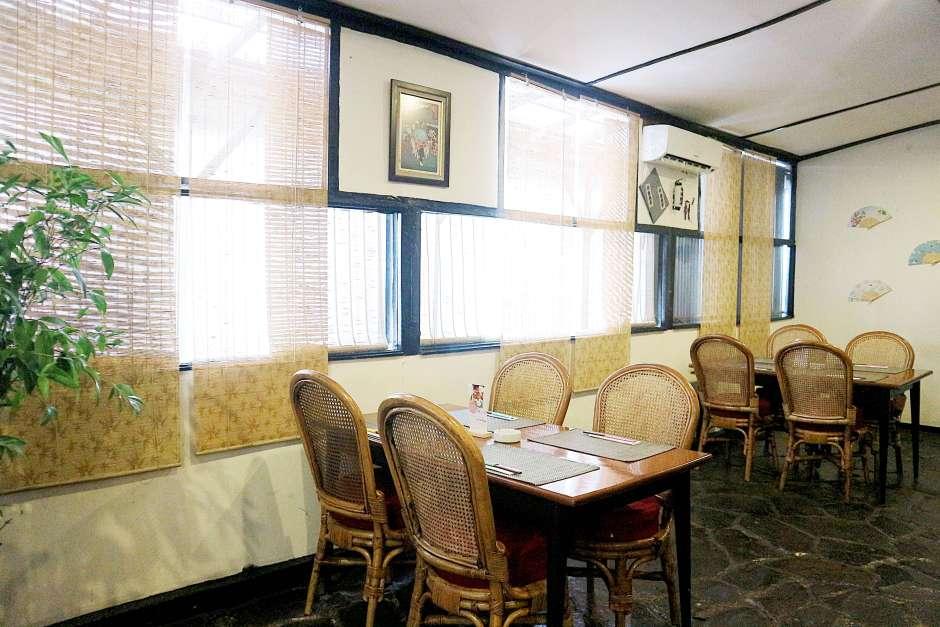 Kikugawa salah satu restoran jepang tertua di jakarta
