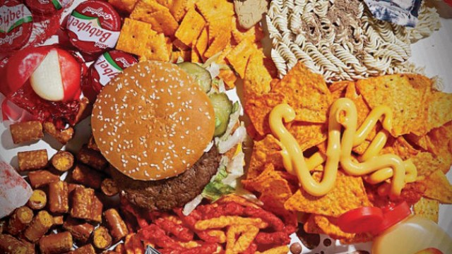 Junk Food via www.foodnavigator.com