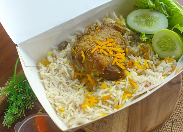 Nasi Mandhi Kambing dok. duniamasak.com