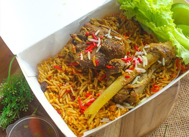 Nasi Biryani Kambing dok. duniamasak.com