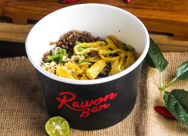 Nasi Goreng Rawon dok. duniamasak