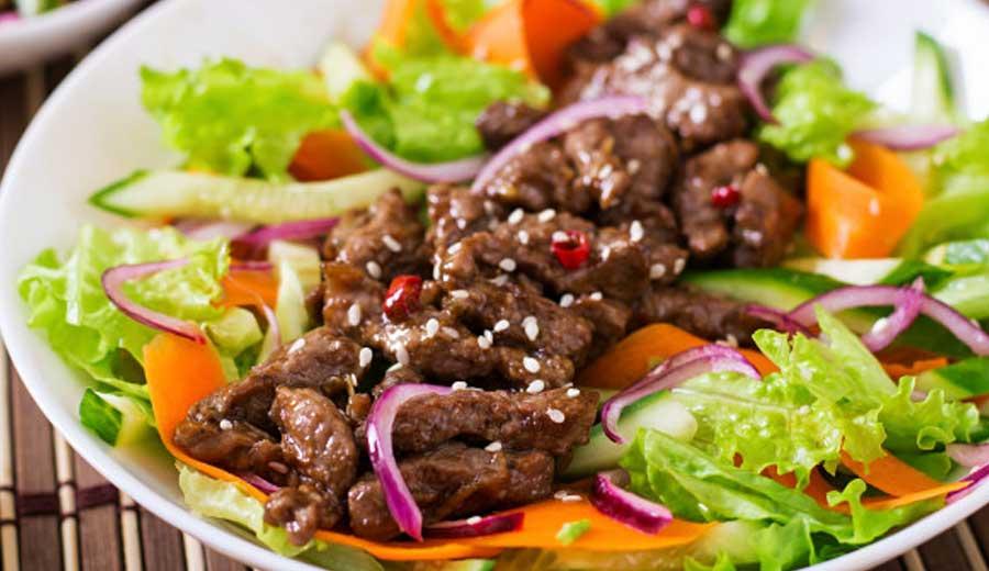 Resep Daging Kambing Teriyaki via freepik ala tim duniamasak.com