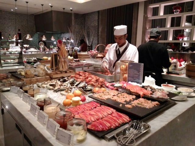 Special Prosperity Buffet Anigre via dok. DuniaMasak.com