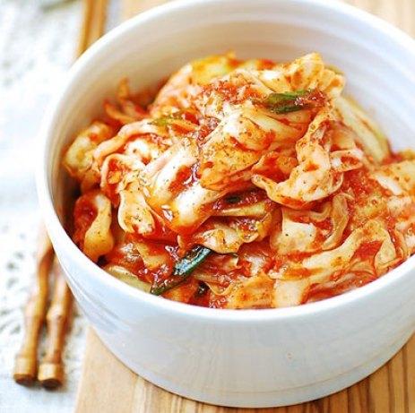 Yangbaechu via koreanbapsang.com ala tim duniamasak.com