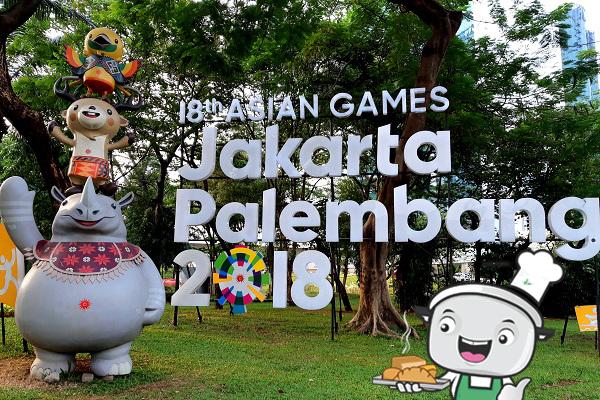 Menjajal warung makan di area asian games 2018 ala duniamasak via sport.bisnis.com