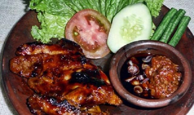 Ayam Bakar Via selerasa.com